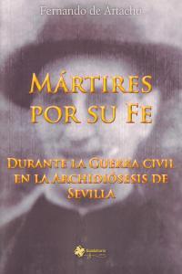 MARTIRES POR SU FE: portada