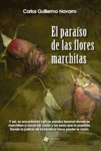 El paraíso de las flores marchitas: portada