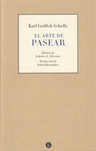 ARTE DE PASEAR,EL: portada