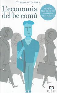 L'ECONOMIA DEL BÉ COMÚ: portada