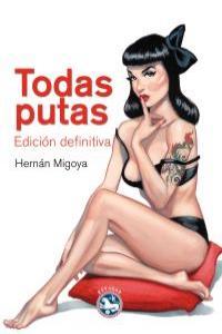 TODAS PUTAS: portada