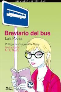 BREVIARIO DEL BUS: portada