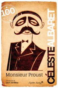 Monsieur Proust: portada