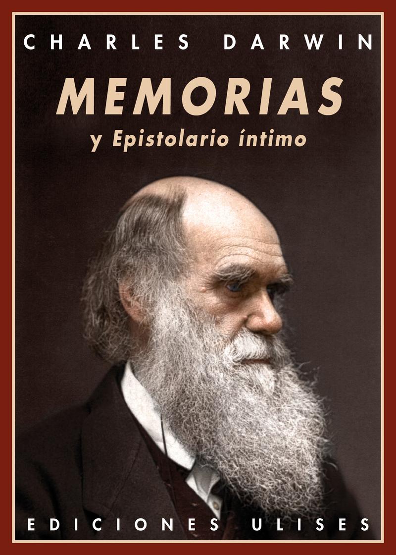MEMORIAS Y EPISTOLARIO íNTIMO: portada