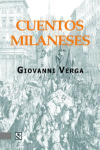 Cuentos milaneses: portada