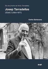 JOSEP TARRADELLAS. L'EXILI 2 (1954-1977): portada