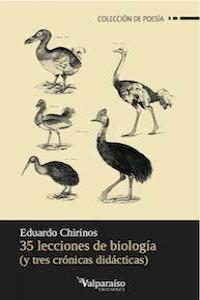 35 LECCIONES DE BIOLOGÍA (Y TRES CRÓNICAS DIDÁCTICAS): portada