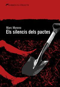 Els silencis dels pactes: portada