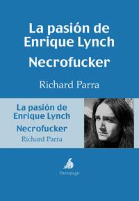 La pasión de Enrique Lynch. Necrofucker: portada