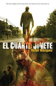 EL CUARTO JINETE: portada