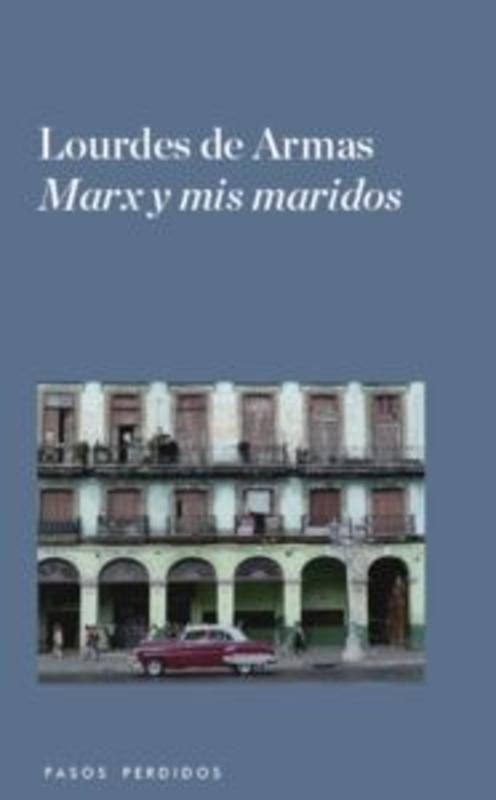 MARX Y MIS MARIDOS: portada