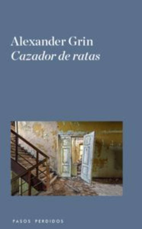 CAZADOR DE RATAS: portada