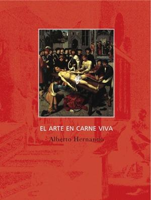 EL ARTE EN CARNE VIVA: portada