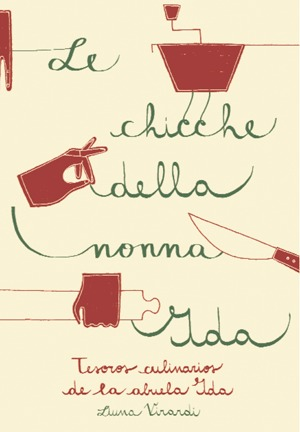 LA CHICCHE DELLA NONNA IDA: portada