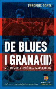 De blues i grana (II): portada