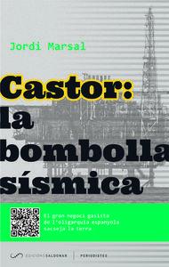 Castor: la bombolla sísmica: portada