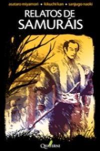 RELATOS DE SAMURÁIS: portada