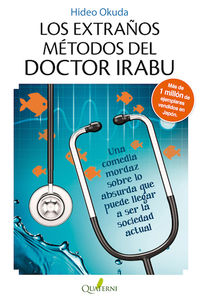 Los extraños métodos del Doctor Irabu: portada