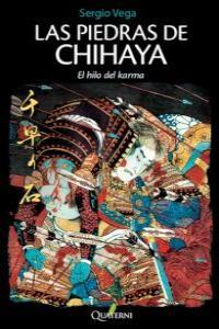 LAS PIEDRAS DE CHIHAYA: portada