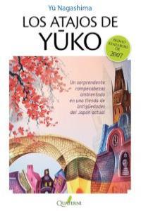 LOS ATAJOS DE YUKO: portada