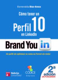 Como tener un perfil 10 en Linkedin: portada