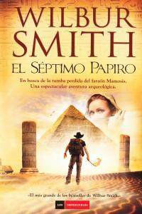 El séptimo papiro: portada