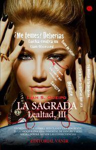 SAGRADA,LA III: portada