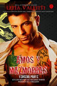 AMOS Y MAZMORRAS III: portada