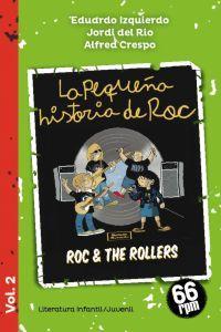 La pequeña historia de Roc: portada