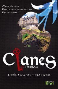 CLANES I LOS INICIADOS: portada