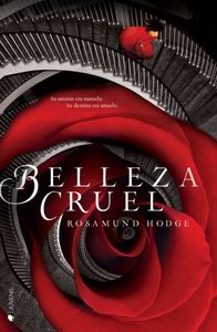 BELLEZA CRUEL: portada
