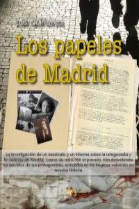 Los papeles de Madrid: portada
