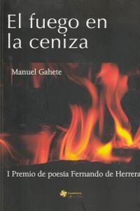 FUEGO EN LA CENIZA,EL: portada