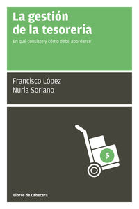 LA GESTIóN DE LA TESORERíA: portada