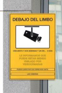 DEBAJO DEL LIMBO: portada