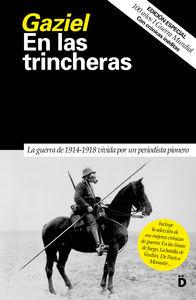 En las trincheras (Edición especial): portada