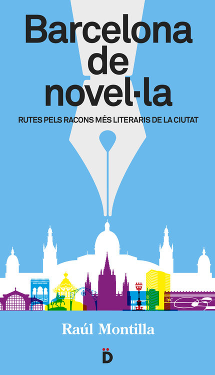 Barcelona de novel·la: portada