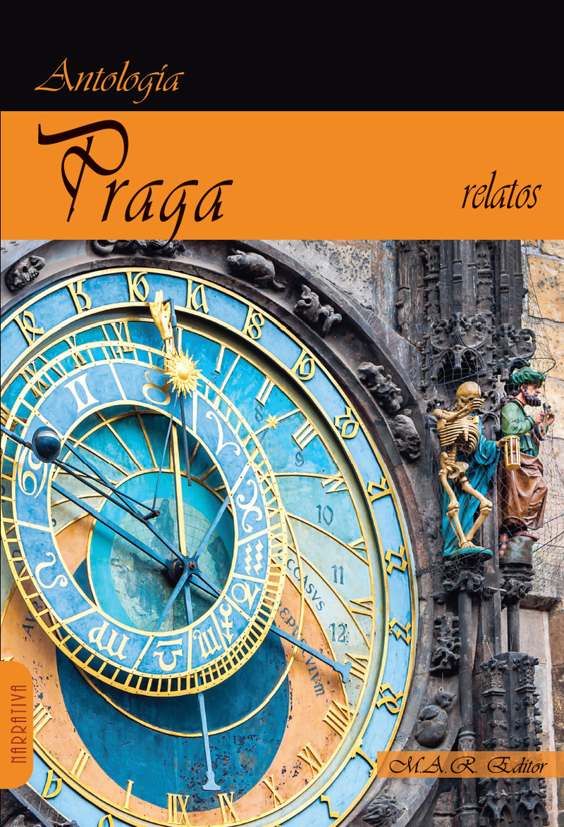 Praga.: portada