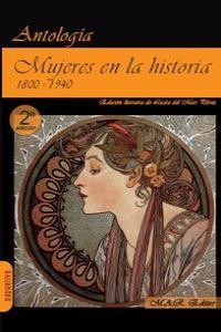 Mujeres en la historia. 1800-1940.: portada