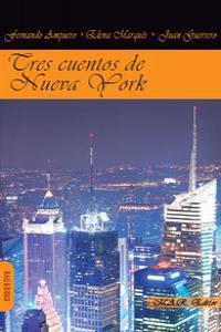 TRES CUENTOS DE NUEVA YORK: portada