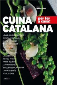 CUINA CATALANA: portada