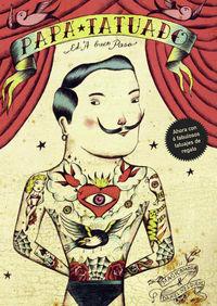 Papá tatuado: portada