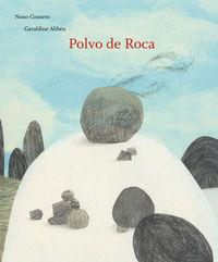Polvo de Roca: portada