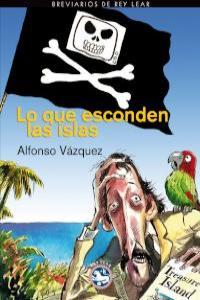 Lo que esconden las islas: portada
