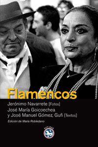 FLAMENCOS: portada