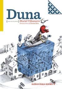 DUNA (DIARIO DE UN VERANO): portada