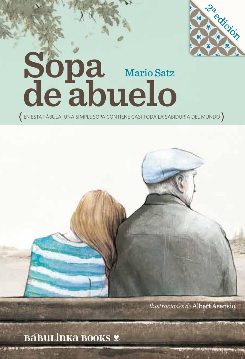 SOPA DE ABUELO -NE: portada
