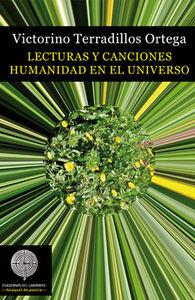 Lecturas y canciones. Humanidad en el Universo: portada