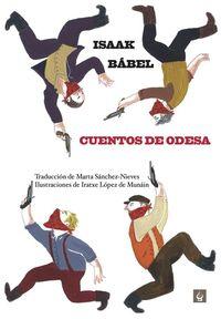 CUENTOS DE ODESA: portada