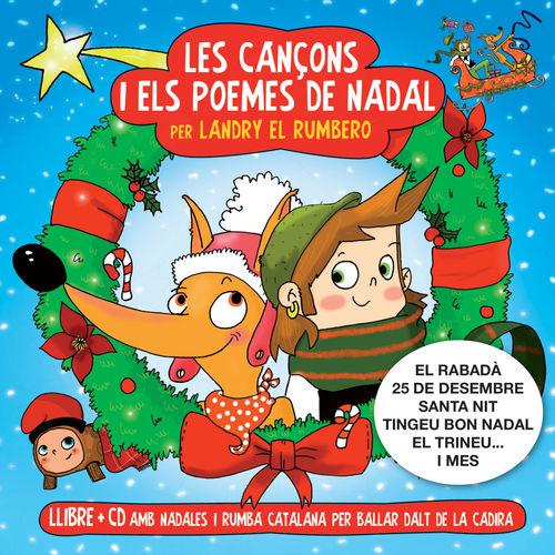LES CANÇONS I ELS POEMES DE NADAL   LIBRO+CD: portada